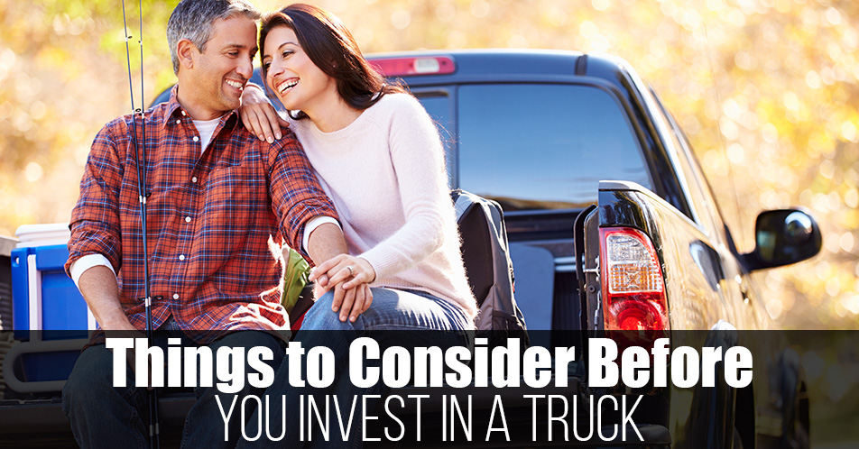 Things to Consider Before You Invest in a Truck